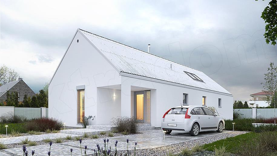 Projekt domu: Ekonomiczny