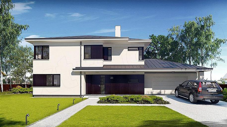 Projekt domu: Przemek