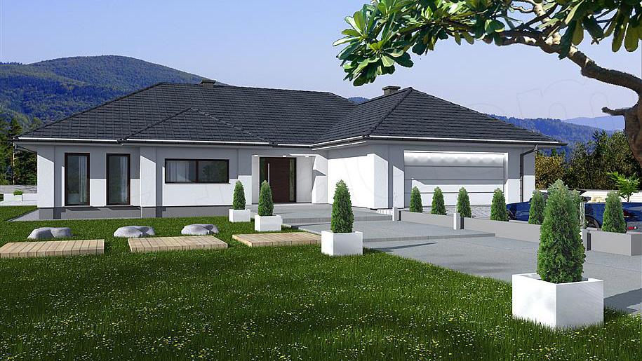 Projekt domu: Madera