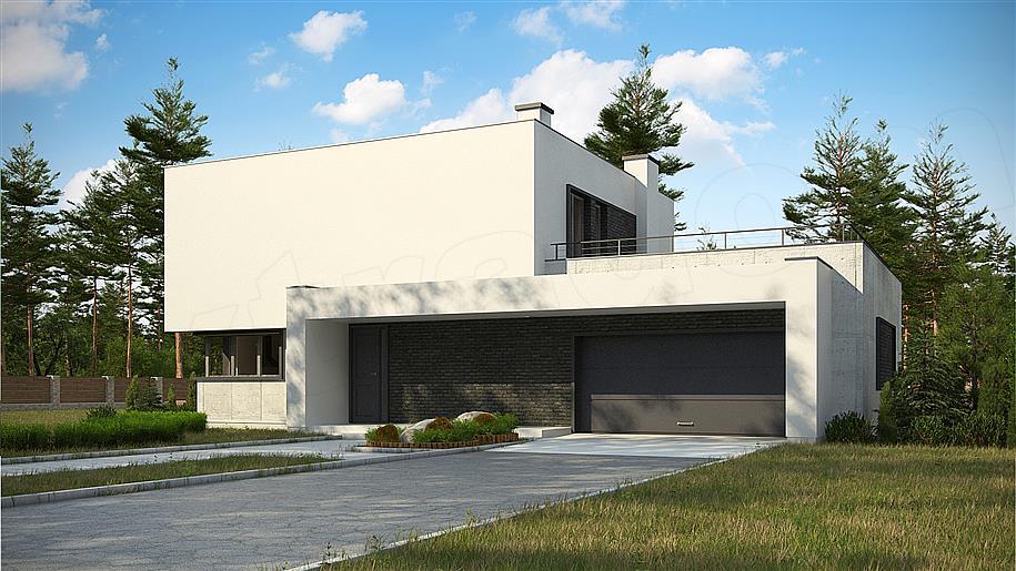 Projekt domu: Zx130