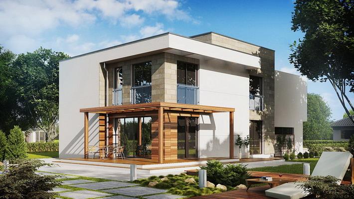 Projekt domu: Zx114